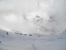 Machhapuchhre Base Camp Clouds