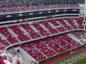 Donald W Reynolds Razorback Stadium