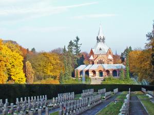 Central Cemetery in Szczecin