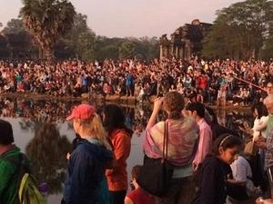 Sunrise Tours To Angkor $15/PP Photos