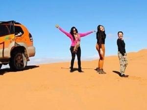 Desert Tours With All The Magic Of The Sahara Desert Photos