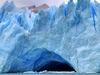 A Glacier Cave