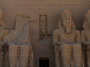 The Massive Temples of Abu Simbel Photos