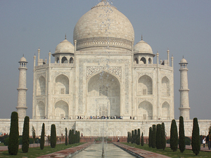 Golden Triangle Tour - India Photos