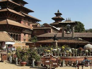 Kathmandu Valley Rim Biking Trip Photos