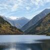 Jiuzhaigou Valley Rhino Lake