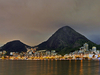 Lagoa Rodrigo De Freitas Night