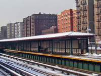 176th Street IRT Jerome Avenue Line Station