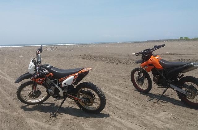 Dirt Bike Adventure - Bali Photos