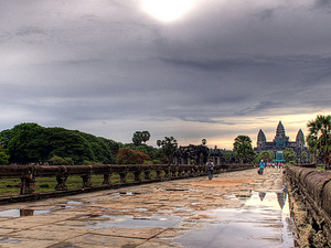 Angkor Trekking & Camping Adventure Tour Photos