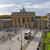 Pariser Platz With The Brandenburg Gate
