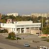Central Street Of Tiraspol