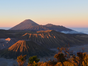 Bromo and it's magnificent landscape Photos