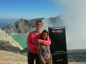 Ijen Crater Tour Photos