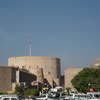Nizwa's Enormous Fort