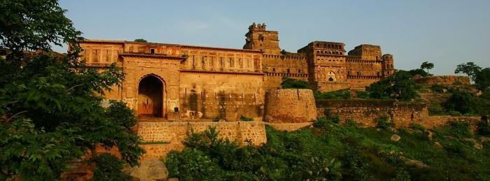 Garhkundar Fort  Tikamgarh  India Photos