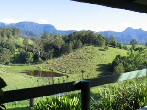 Hillcrest Mt Warning View Retreat