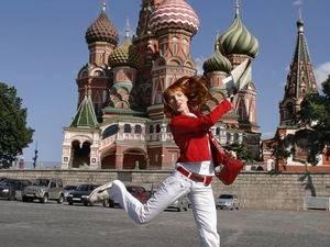 Photo Walk - From Christ the Saviour Cathedral to Red Square