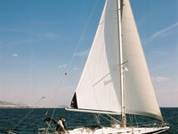 Sailing Trip In Cyclades Islands