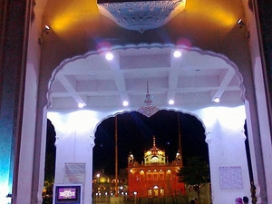 Delhi Hazur Sahib Nanded Flight Tour Package
