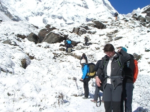 Annapurna Budget Trekking with experienced mountain guide Photos