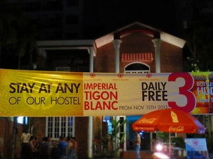Free 3 local beer at Tigon Hostel, Tigon Blanc & Imperial Hostel daily from 17:30 to 18:30 Photos