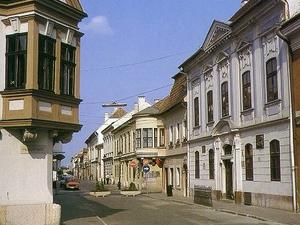 Györ the Baroque City Photos