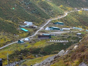Amazing North Sikkim on Motorbike Photos