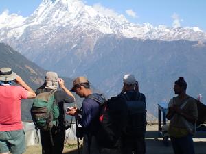 Annapurna Base Camp Trekking Photos