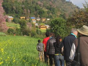Timal Tamang Village Tour Photos