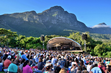 Summer Sunset Concert At Kirstenbosch