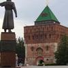 Nizhny Novgorod Dmitrovskaya Tower