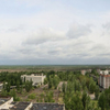Panoramic View Of Pripyat