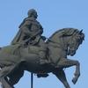Suvorov Guarding The Ramna River 1