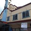 Facade Of Sto. Rosario De Pasig Parish