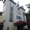 Facade Of Sto. Tomas De Villanueva Church