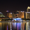 Marina Bay At Night Singapore