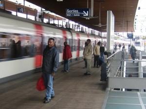 Gare de La Plaine-Stade de France