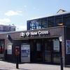 New Cross Railway Station