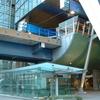 Heron Quays DLR Station Entrance