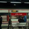 El Clot-Aragó Railway Station
