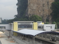 Batu Caves Komuter Station