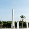 Double Six Monument