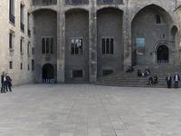 Plaça del Rei