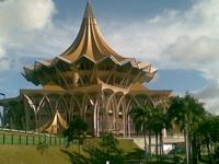New Sarawak State Legislative Assembly Building