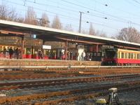 Berlin Greifswalder Straße Station