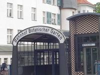 Berlin Botanischer Garten Station