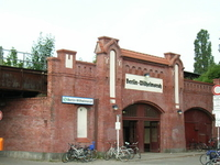 Berlin-Wilhelmsruh Station