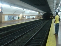 Belgrano Station