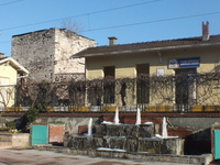 Cankurtaran Railway Station